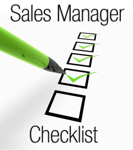 The Sales Manager_s Checklist for Successful Rep 1-to-1_s 2