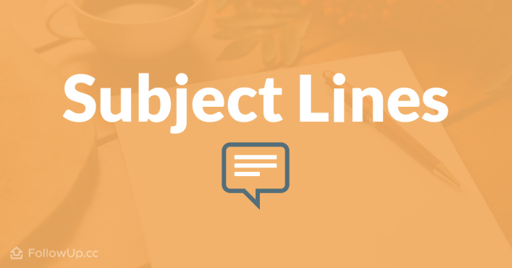 6 Types of Subject Lines That Will Improve Your Open Rates
