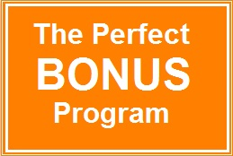 8 Secrets To A Perfect Bonus Program