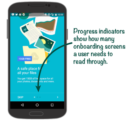 App Onboarding 101 7 Tips for Creating Engaged, Informed Users9