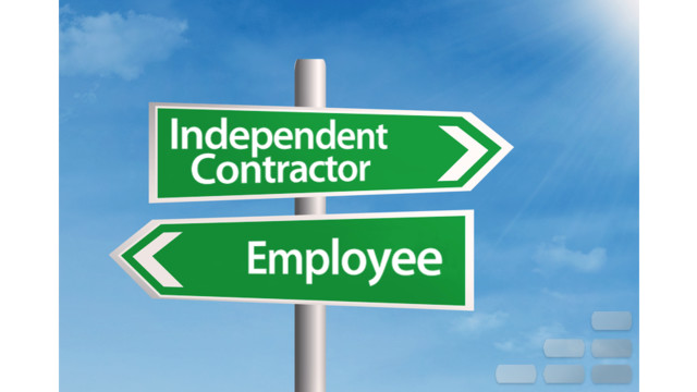 When Is an Employee Not an Employee, But an Independent Contractor