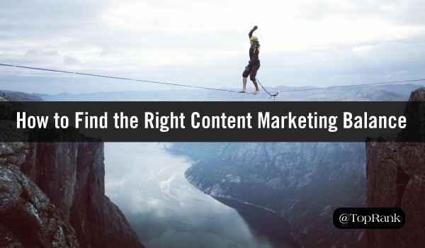 Broad Vs Niche Content How to Find the Right Content Marketing Balance