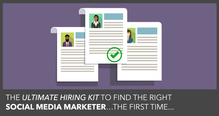 How to Hire a Social Media Marketer