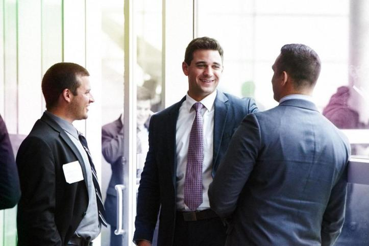 TIPS FOR SALES REPS ATTENDING EVENTS