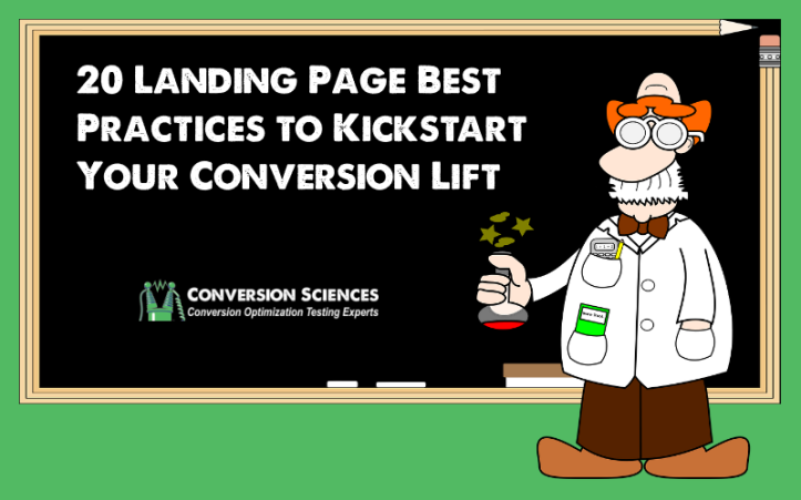 20 Landing Page Best Practices to Kickstart Your Conversion Lift