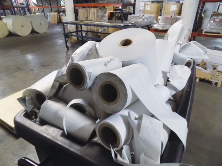 Production Managing Paper Waste, Our Most Precious and Expensive Commodity