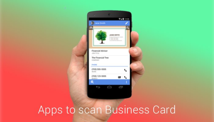 The 6 Best Business Card Scanner Apps to Digitalize Contacts and Stay in Touch