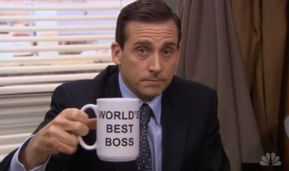 BEING A GREAT BOSS 2
