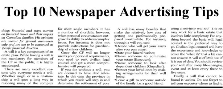 Top-10-Newspaper-Advertising-Tips