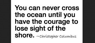 You can never cross