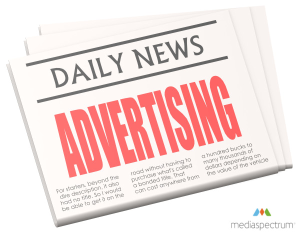 Advantages of Newspaper Advertising Why Newspapers are Still King