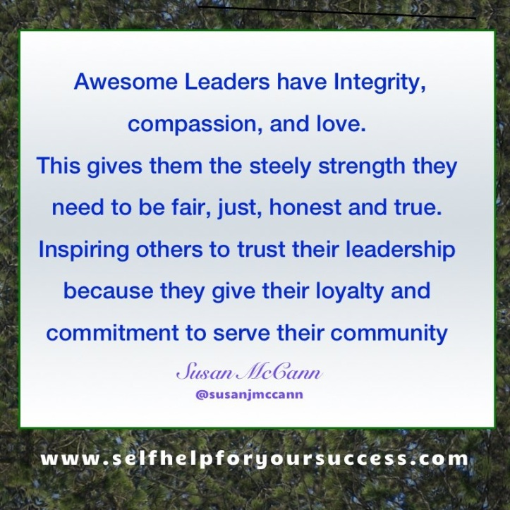 Awesome Leaders
