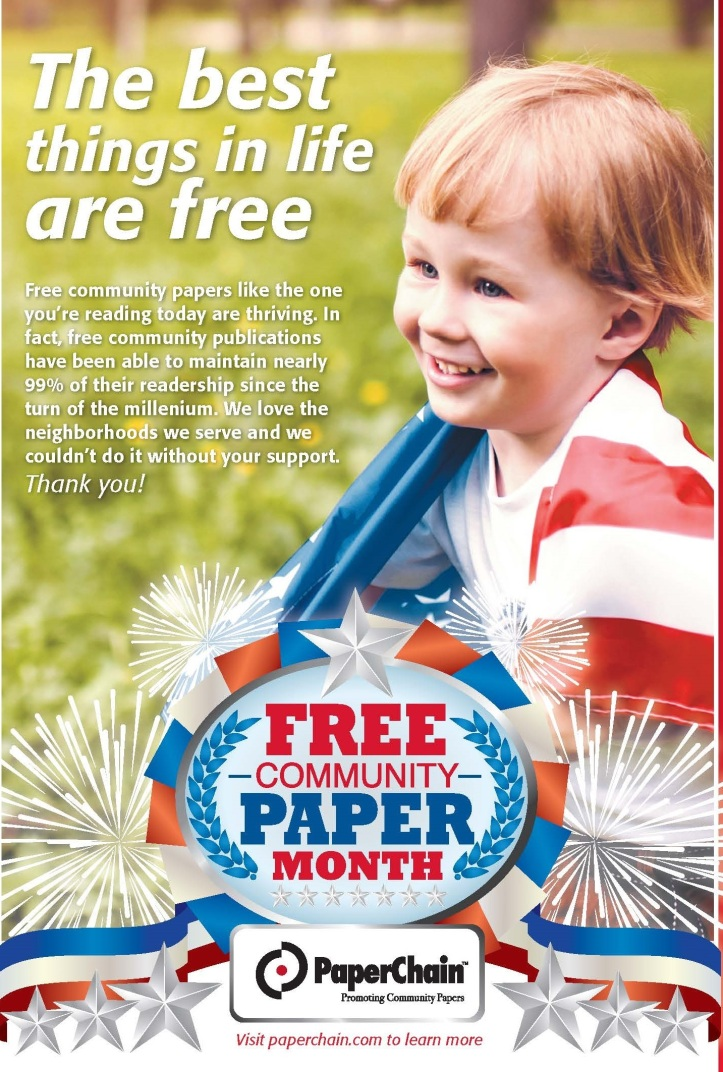 PaperChain_July_Free_Paper_Month_Poster