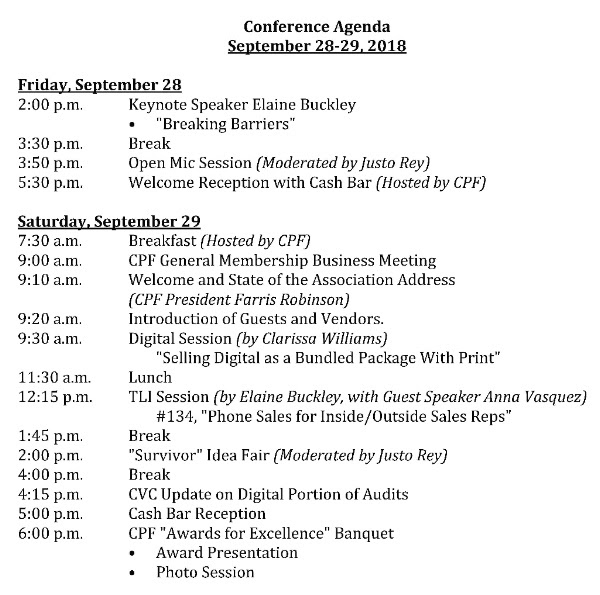 cpf conference 2