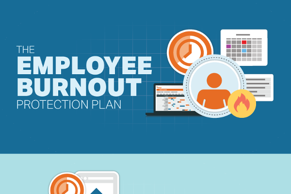 The Employee Burnout Protection Plan (Infographic)