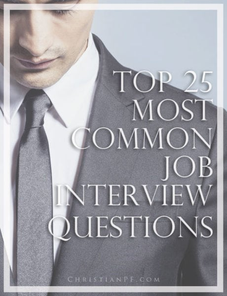 The 25 Most Common Job Interview Questions Asked