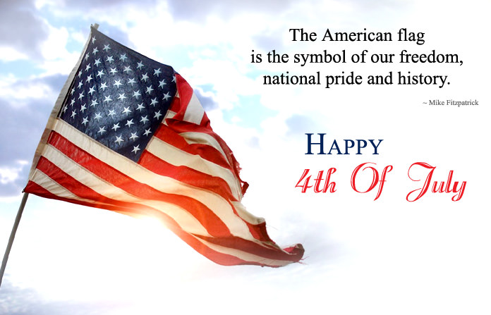 The American flag is the symbol of our freedom national pride and history