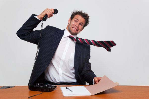 3 Tips On Dealing With An Irate Client Over The Phone