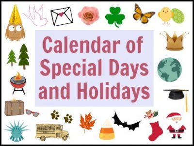 CalendarSpecialDayHoliday-400x301