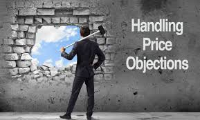 How to handle price objections